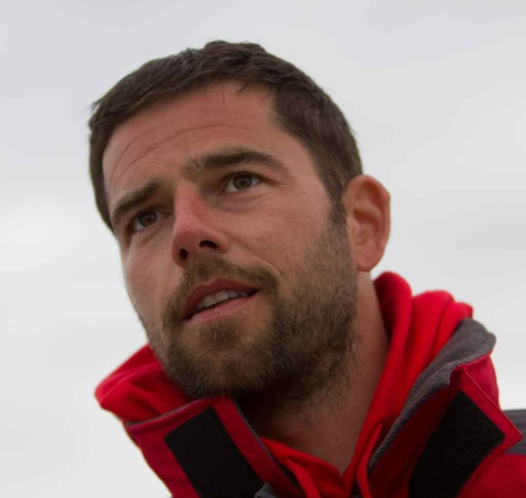 Domagoj Ljubičić, skiper instruktor