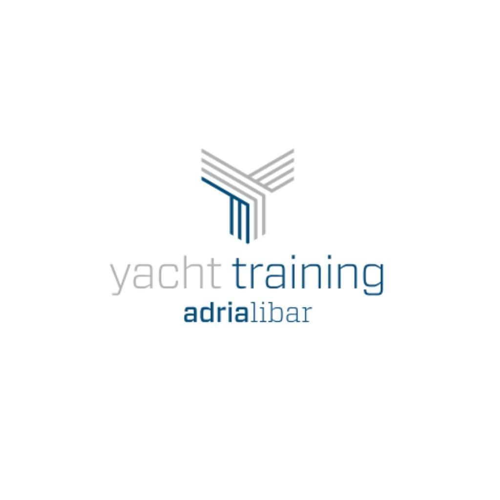 "Logo partnera ""Yacht training"""