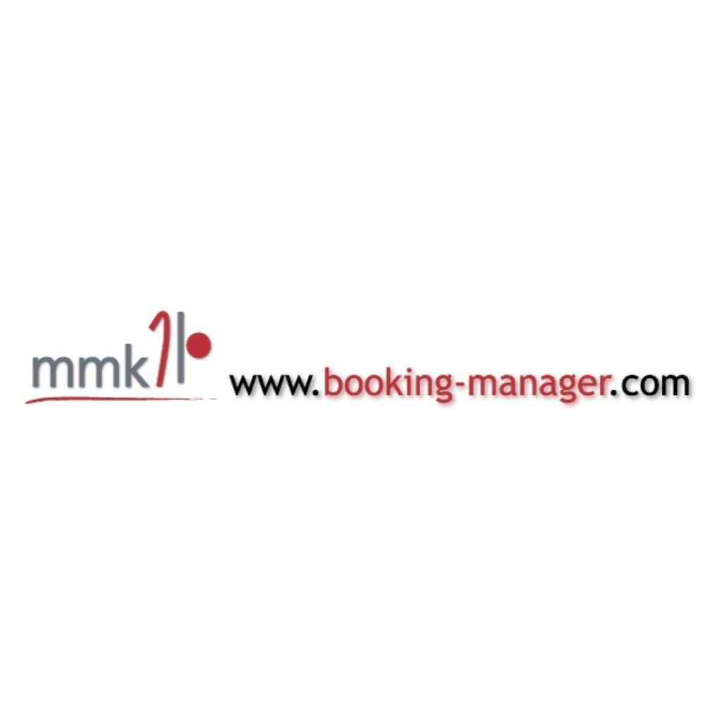 "Logo partnera ""Booking manager"""
